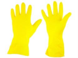 """Перчатки латексные, размер """"M""""  (шт.) - фото 5846"""