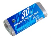 Мешки для мусора ПНД, 30 литров, 30 шт (Very) (уп.)
