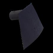 Мотыга радиусная, 190 х 150 мм (шт.)