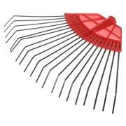 Грабли веерные, пластинчатые, пластмассовая основа  (шт.)