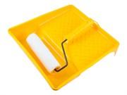 Набор малярный, 2 предмета: валик меховой 240 мм, кювета 330 х 350 мм (Hobbi) (уп.)