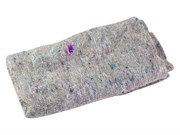 Салфетка для пола хлопковая, высокопрочная, серая, 600 х 800 (Very) (шт.)