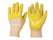 Перчатки трикотажные  с легким нитриловым  покрытием (шт.)