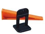 Выравниватели пластиковые для укладки плитки, 40 шт (уп.)