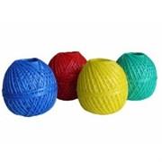 Шпагат полипропиленовый, цветной, 1000 текс, 50 м (шт.)