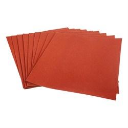 Шлифовальная шкурка на бумажной основе, Р1000, лист 220 х 270 мм, 10шт. (Hobbi) (уп.) - фото 20368
