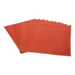 Шлифовальная шкурка на бумажной основе, Р180, лист 220 х 270 мм, 10шт. (Hobbi) (уп.) - фото 20377