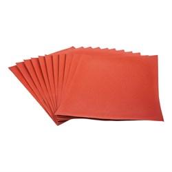 Шлифовальная шкурка на бумажной основе, Р2000, лист 220 х 270 мм, 10шт. (Hobbi) (уп.) - фото 20380