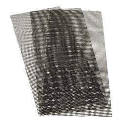 Сетка абразивная Р180, 105 х 280 мм, 3шт. (Hardax) (уп.) - фото 20432