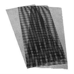 Сетка абразивная Р200, 105 х 280 мм, 3шт. (Hardax) (уп.) - фото 20435