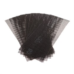 Сетка абразивная Р100, 105 х 280 мм, 10шт. (Hobbi) (уп.) - фото 20458
