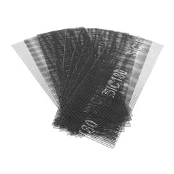 Сетка абразивная Р180, 105 х 280 мм, 10шт. (Hobbi) (уп.) - фото 20465