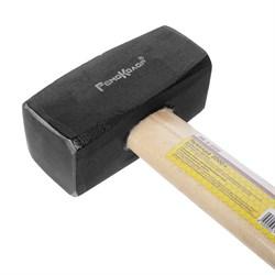 Кувалда, деревянная рукоятка, вес 2000 г - фото 21869