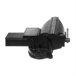 Тиски слесарные, поворотные, с наковальней, 200 мм (Hobbi) (шт.) - фото 22142