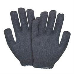 Перчатки трикотажные полушерстяные, (шт.) - фото 25654