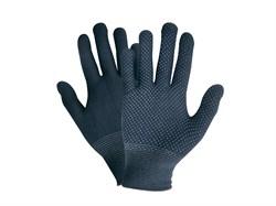Перчатки нейлоновые с ПВХ, размер 7-9 (шт.) - фото 26725