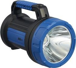 Фонарь светодиодный аккумуляторный, прожектор/кемпинг KOSACCU9107WUSB - фото 27577