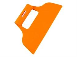 Шпатель для клея, пластмассовый, прямой (шт.) - фото 5039