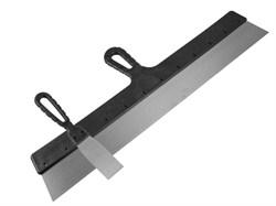 Шпательная лопатка, пружинная сталь 65Г, 100 мм (шт.) - фото 5068