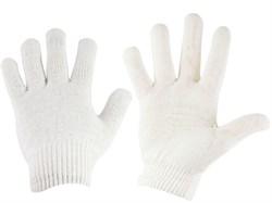 Перчатки Х\Б, 10 класс вязки, 4-х нитка (шт.) - фото 5859