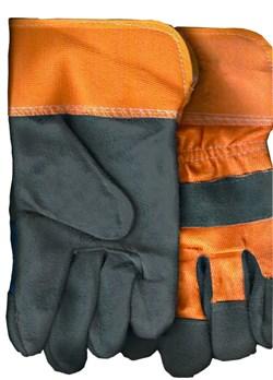 Перчатки спилковые комбинированные  (шт.) - фото 5878