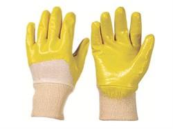 Перчатки трикотажные  с легким нитриловым  покрытием (шт.) - фото 5880
