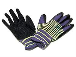 Перчатки нейлоновые с покрытием из вспененного каучука, 13 класс (шт.) - фото 5888