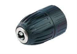 Патрон сверлильный быстрозажимной 1,5-13 мм, M12X1.25 (Hardax) (шт.) - фото 6760