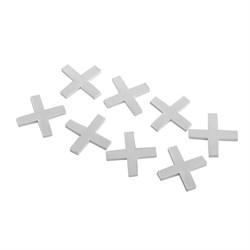 Крестики пластиковые для укладки плитки, 5 мм, 100 шт (Remocolor) (уп.) - фото 8790