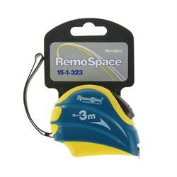 """Рулетка измерительная """"RemoSpace"""" 3 м / 16 мм (Remocolor) (шт.) - фото 9513"""