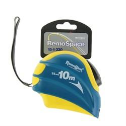 """Рулетка измерительная """"RemoSpace"""" 10 м / 25 мм (Remocolor) (шт.) - фото 9522"""