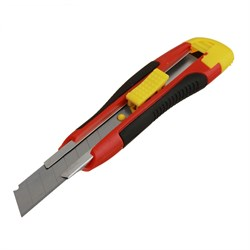 "Нож ""Модерн"", автоблокировка, 18 мм (Hobbi) (шт.) - фото 9781"