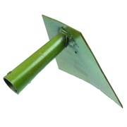 Мотыга прямая, 150 х 125 мм (шт.)