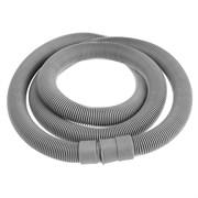 Шланг сливной для стиральных посудомоечных  машин 19/22 мм 200 см