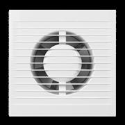 Вентилятор (A 4S C) c антимоскитной сеткой, обратным клапаном 100 мм
