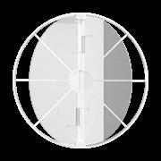 Обратный клапан (100 OK) (защита от обратной тяги) 100 мм