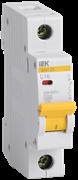 Автоматический выключатель MVA20-1-010-C, ВА47-29, 1Р, 10А, 4,5кА, х-ка С
