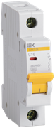 Автоматический выключатель MVA20-1-020-C, ВА47-29, 1Р, 20А,  4,5кА, х-ка С