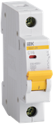 Автоматический выключатель MVA20-1-025-C, ВА47-29, 1Р, 25А, 4,5кА, х-ка С
