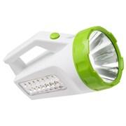Фонарь-прожектор светодиодный аккумуляторный с боковым светильником KOCAccu678Ex