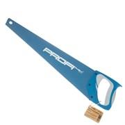 Пила по дереву PROFI, синее тефлоновое покрытие, 11-12 TPI, 450 мм