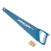 Пила по дереву PROFI, синее тефлоновое покрытие, 11-12 TPI, 500 мм