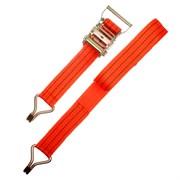 Ремень крепления груза  с крюками, с храповым механизмом 135мм, 0,038 х 6м