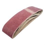 Лента абразивная на тканевой основе Р60, 75 х 533 мм, 3 шт. (Hardaх) (уп.)