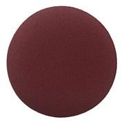 Круг абразивный на ворсовой основе, под липучку, Р100, 125 мм, 10шт. (Hardax) (уп.)
