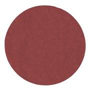Круг абразивный на ворсовой основе, под липучку, Р180, 125 мм, 10шт. (Hardax) (уп.)