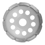 Круг алмазный, сегментный, чашечный, шлифовальный, однорядный, 125 мм