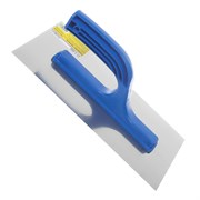 Гладилка прямая, 130 х 270 мм, нержав. сталь, пластиковая рукоятка (Remocolor) (шт.)