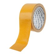 Лента клейкая, двухсторонняя, основа полипропилен, 50 мм х 5 м (шт.)