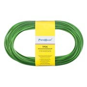 Трос металлополимерный зеленый ПР-3.0,  20м